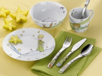 Серия детской  посуды