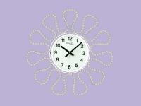 """Интерьерные настенные часы """"Нежность"""" Your Time"""