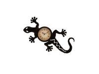 """Дизайнерские интерьерные часы """"Хамелеон"""" Your Time"""