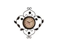 """Дизайнерские интерьерные часы """"Пражский Узор"""" Your Time"""