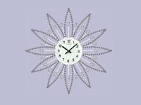 """Интерьерные настенные часы """"Белая Ромашка"""" Your Time"""