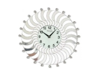 "Интерьерные настенные часы ""Солнышко 3D"" Your Time"