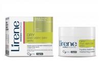 Крем восстанавливающий гидробаланс для сухой кожи, Lirene