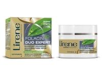 Восстанавливающий ночной крем для лица против морщин, Lirene
