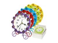 """Интерьерные настольные часы """"Браслет из цветов"""" Your Time"""