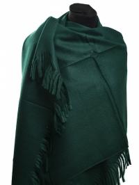 Однотонный шерстяной шарф