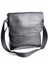 Кожаные мужские сумки через плечо