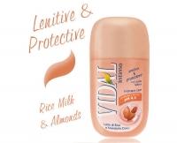 Мыло жидкое для интимной гигиены Рисовое молочко и Миндаль, Vidal