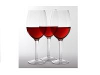 Набор бокалов для вина 400 мл. на 6 персон