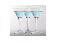 Набор бокалов  для мартини 220 мл. на 6 персон