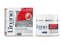 Ночной питательный крем для лица против морщин - Lirene