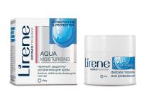 Нежный защитно-увлажняющий крем Lirene, Aqua