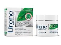 Интенсивный крем против морщин для лица дневной, Lirene