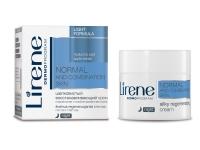 Шелковистый востанавливающий крем Lirene