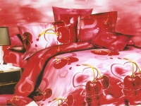 """Комплект семейного постельного белья """"LOVE 3D"""""""